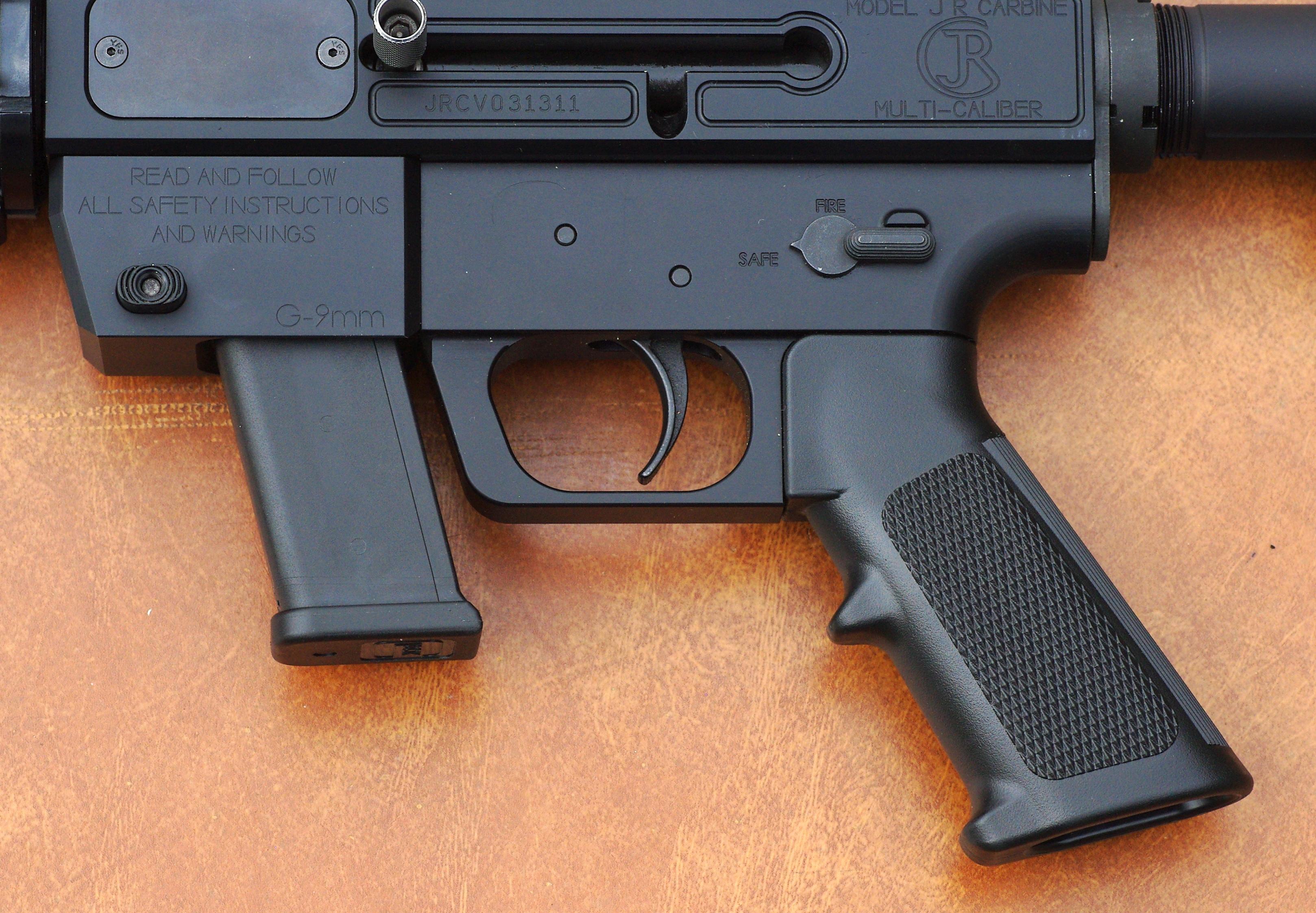 Pistol-Caliber Carbine for Home Defense: Just Right 9mm Carbine