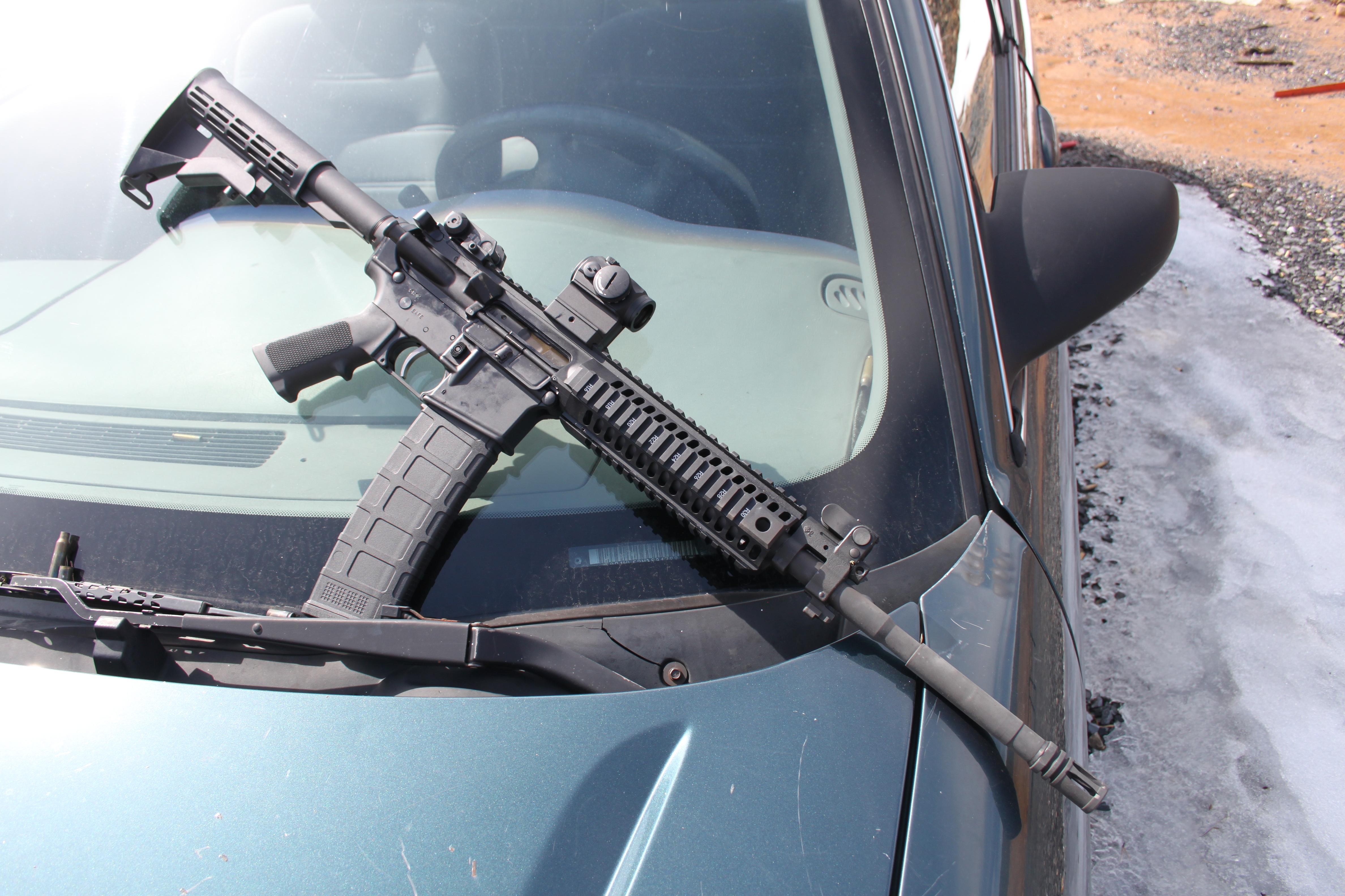 Horse of a Different Color: Colt LE6940P Carbine | S W A T