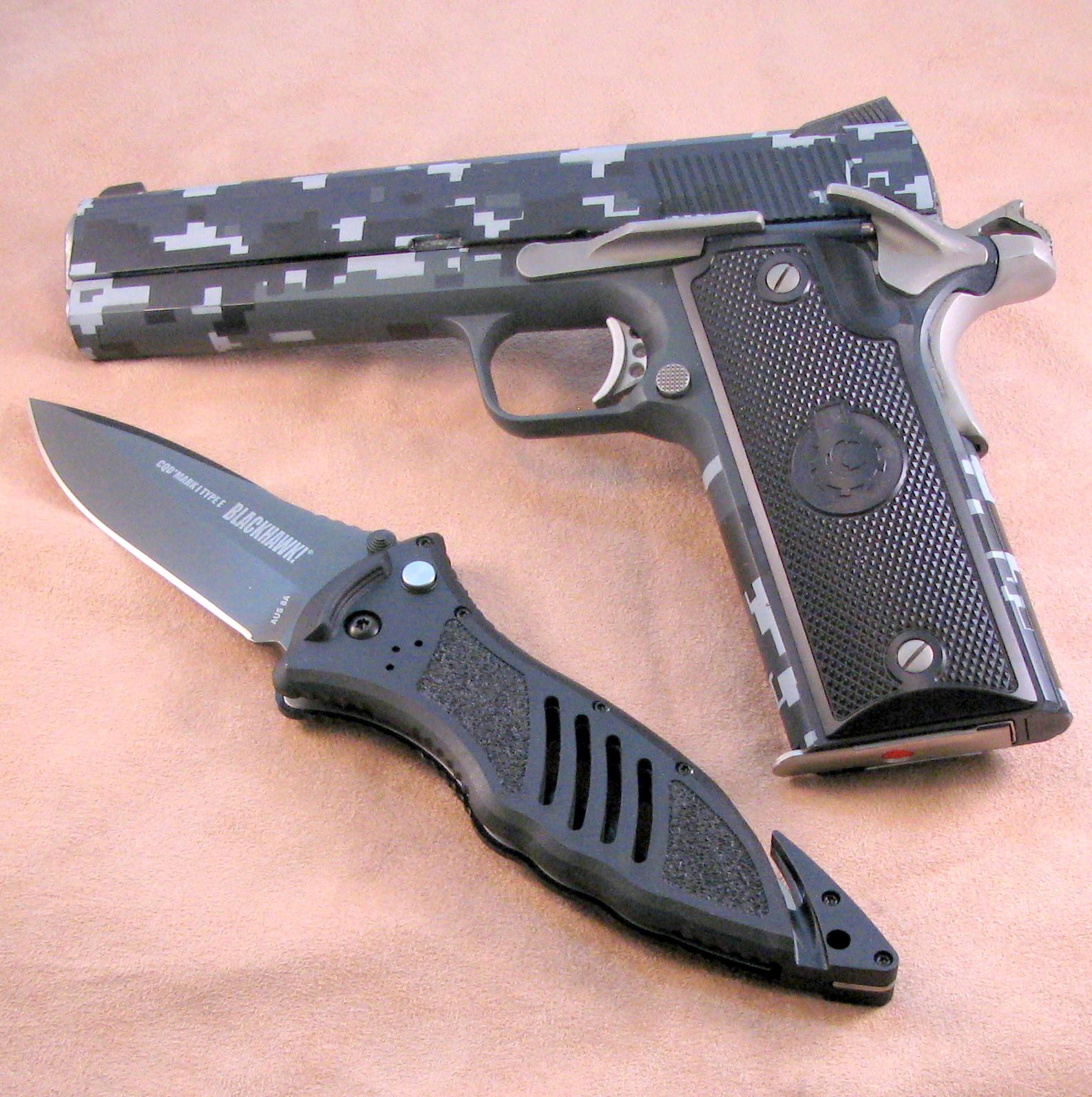 Master Blaster: Coonan Classic  357 Magnum Pistol | S W A T