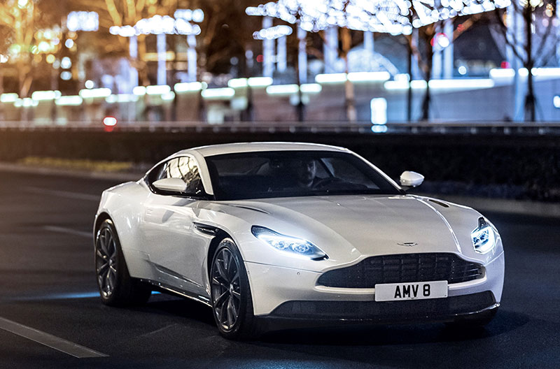 Escape tools conjure up the image of Bond, James Bond. But you don't have to have a license to kill and drive an Aston Martin to need escape tools. Anyone who travels in high-risk areas should consider carrying them. Photo of Aston Martin DB11© Copyright Aston Martin. Used by permission.