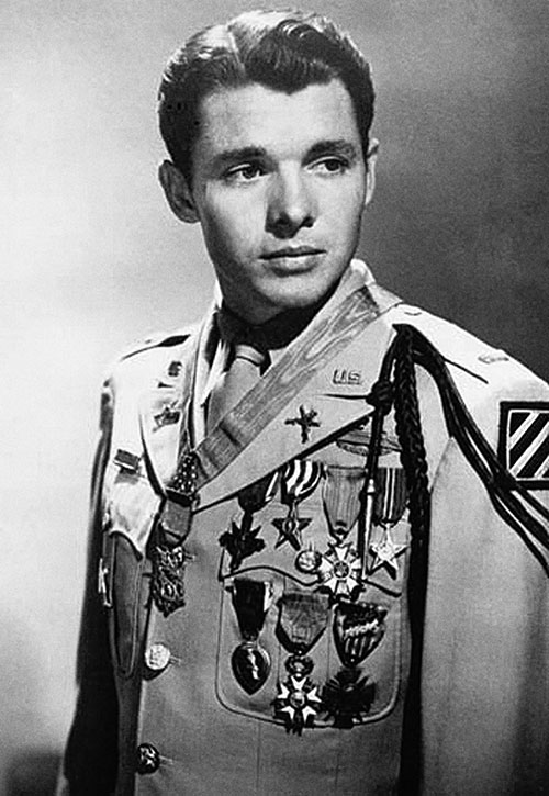 Audie Murphy was the most highly decorated American soldier who ever lived, and he swore by the M1 Carbine.