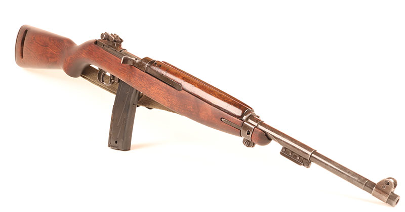 M1 Carbine in its final configuration was a mature and effective weapon. Reliable, lightweight, and maneuverable, it was everything its designers had intended it to be.