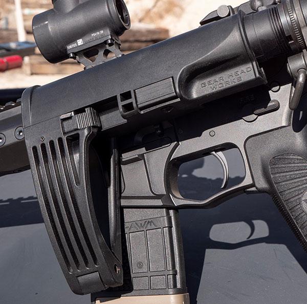 DROPPING THE HAMMER: Wilson Combat 300 HAM'R Pistol