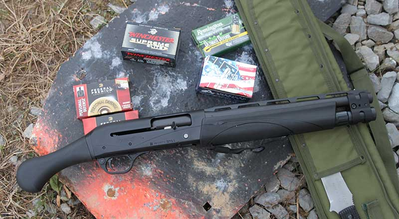 NEW-AGE BLUNDERBUSS: Remington V3 TAC-13 | S W A T  Magazine