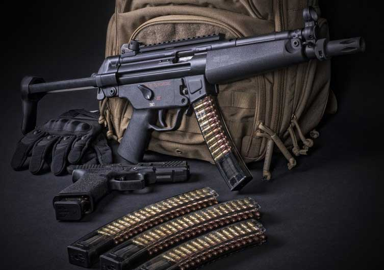 In addition to its AR mags, ETS offers MP5, Glock, SIG P320 and S&W M&P mags.