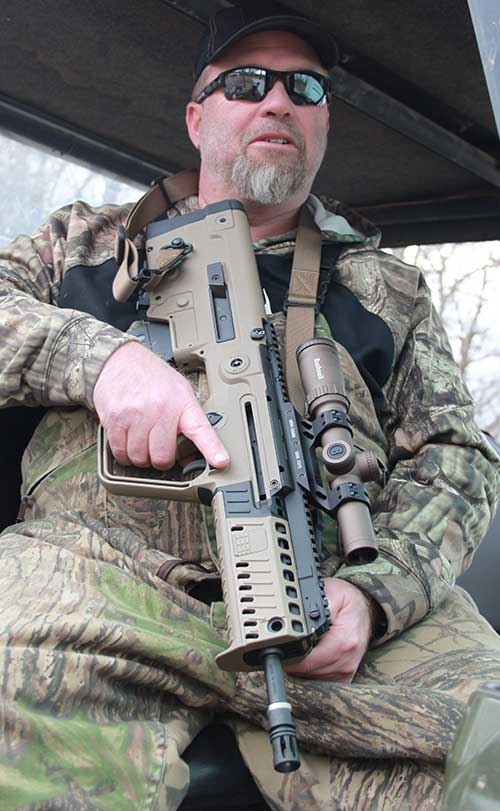 For anyone needing a reliable rifle that employs AR magazines, IWI Tavor X95 has a lot going for it, including IDF criteria for minimal maintenance needs and one platform to do multiple roles with equal aplomb.