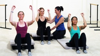 Emily King supportively guides you through a beginner's class. Learn to fine-tune barre exercises to quickly target muscles and get the results you want.