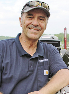 Louie Stout, senior writer, BASSMASTER