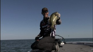 2013 Bassmaster Angler of the Year: Aaron Martens
