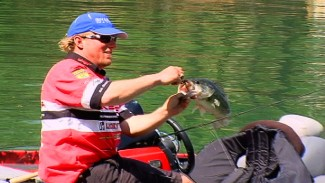 Bass Fishing Tournament on Smith Mountain Lake
