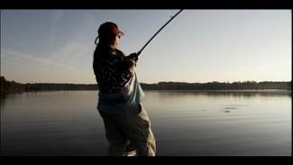 Day on the Lake: Fall Fishing Patterns