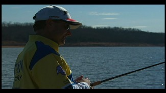 Bass Fishing in Colder Water