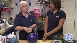 Bowling Ball Drilling