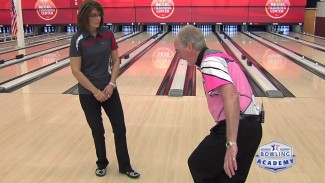 Bowling Technique: Knee Continuation