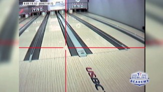 Visualizing Your Bowling Shot