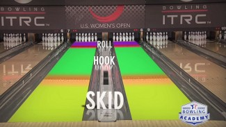 Bowling Tips and Tricks: Read the Lane