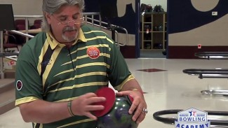 Bowling Ball Surface Adjustments