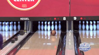 Bowling Spares: 5 Ball Drill