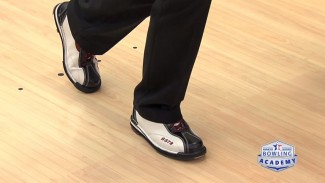 Bowling Footwork