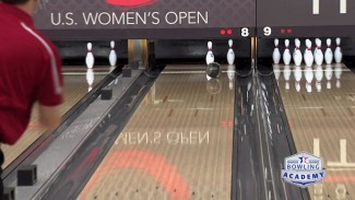 How to Bowl a 3-10 Split - Bowling Training Video