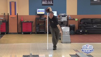 Proper Bowling Arm Swing - How to Bowling Video