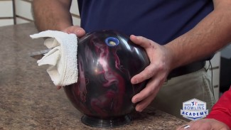 Proper Bowling Ball Maintenance - USBC Video