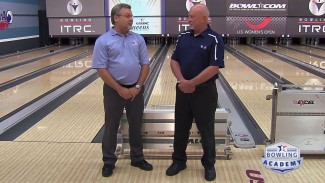 Machines Used to Oil and Clean Bowling Lanes - USBC Video