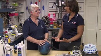 The Importance of Bowling Ball Maintenance - Bowling Training Video