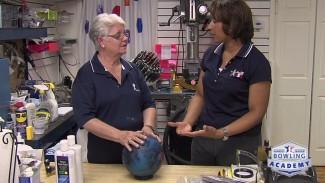 The Importance of Bowling Ball Maintenance - Bowling Training Video