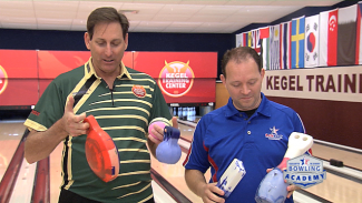 Bowling Tools for Training