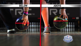 bowling ball rev rate