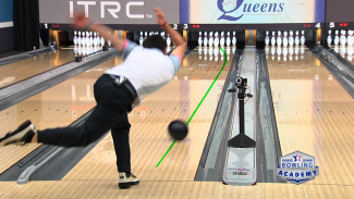 Two Handed Bowling: Lane Play