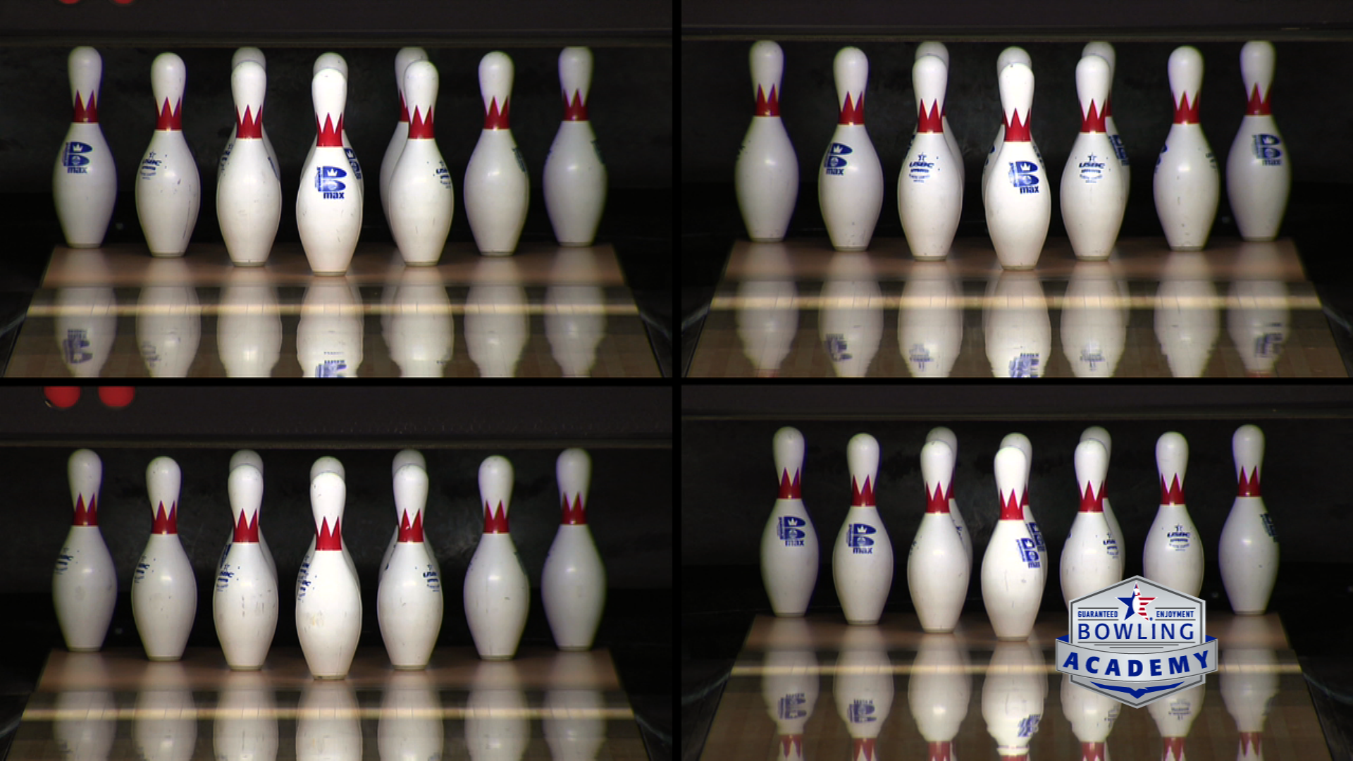 Diagnosing a Bad Bowling Pin Rack