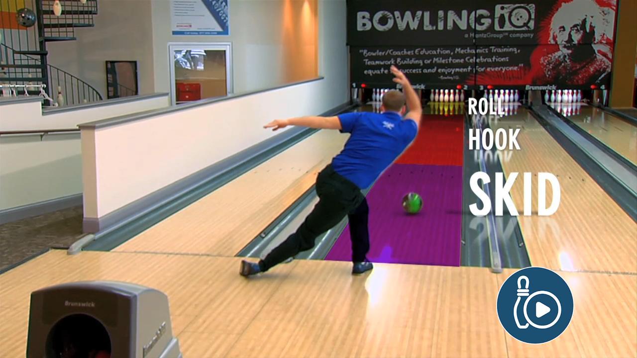 Understanding Bowling Ball Motion National Bowling Academy