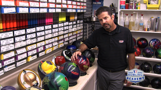 Choosing a Bowling Ball That's Right for Your Arsenal