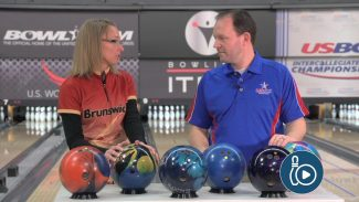 Bowling Ball Selection for League and Tournament Play