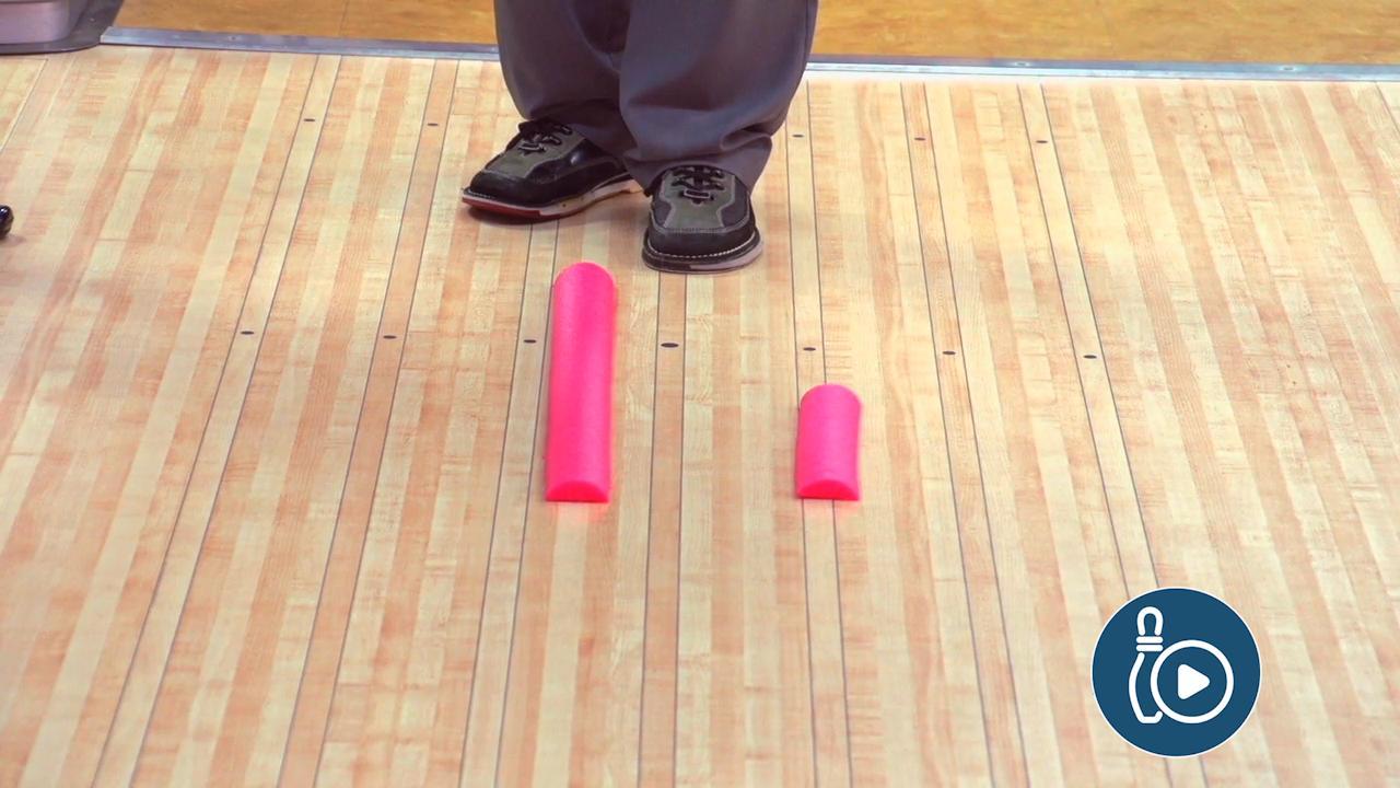 Proper Bowling Approach Steps