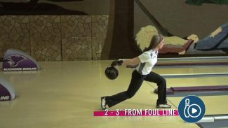 Release Drills for a Better Bowling Finish Position