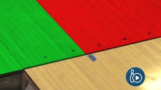 Bowling Foul Line