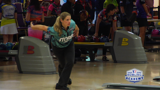 Preparation for the PWBA Minnesota Open