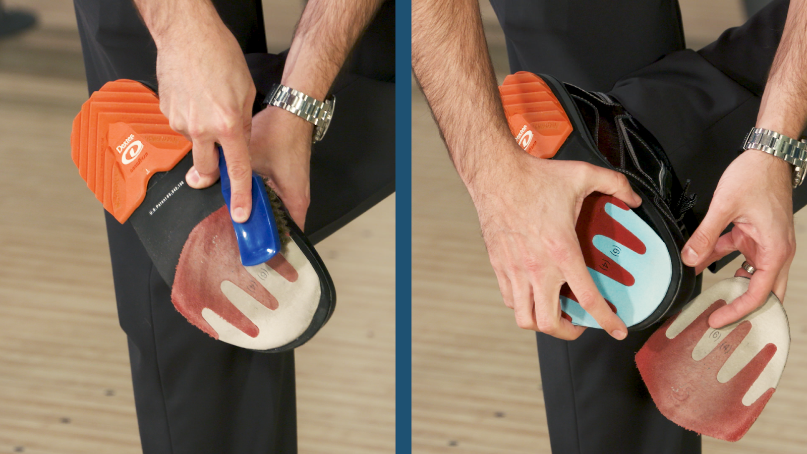 Test the Bowling Approach Before Practice | National Bowling