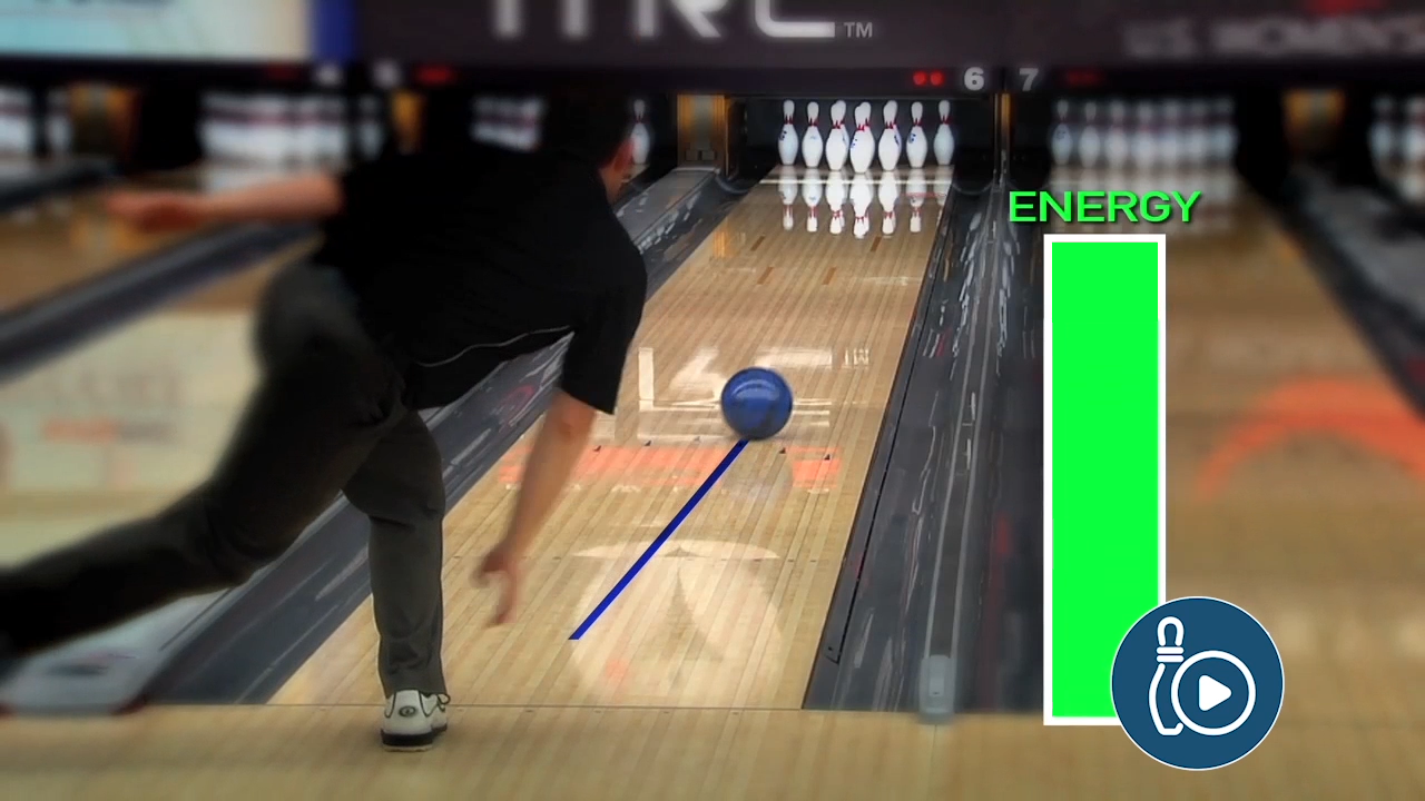 Stronger or Weaker Bowling Ball