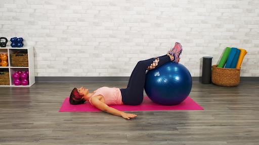 Lower Back Stretch 1