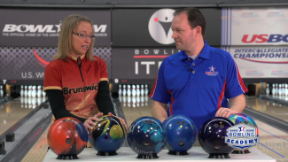bowling ball selection