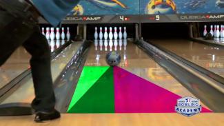 left handler bowling