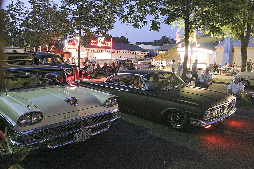 Kalamazoo Fairgrounds Car Show