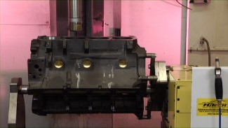 Overview of the Rebuilt 350 Classic Car Engine