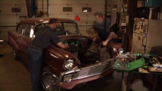 Classic Car Detailing: Cleaning the Engine Compartment