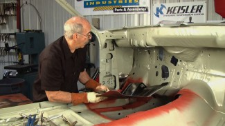 Vehicle Floorpan Welding Basics & Examples