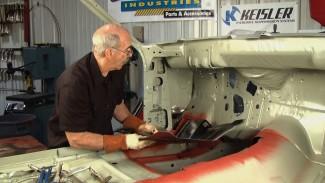 Vehicle Floorpan Welding Basics & Examples